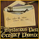 PC játék: Keresd meg - The Mysterious Past of Gregory Phoenix
