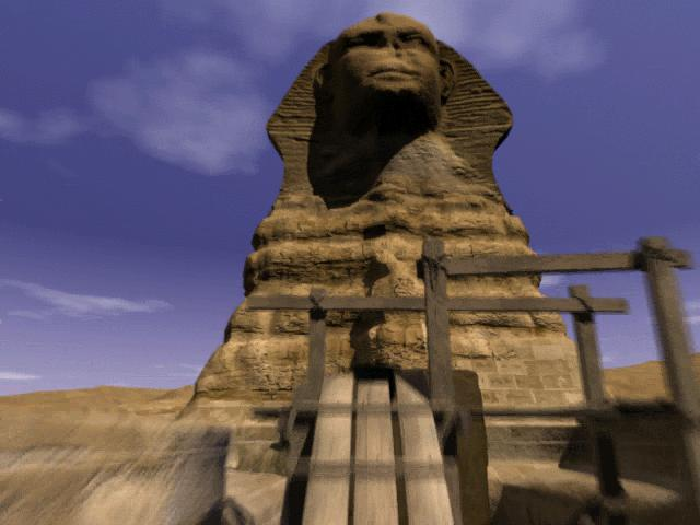 Video for The Omega Stone: Riddle of the Sphinx II