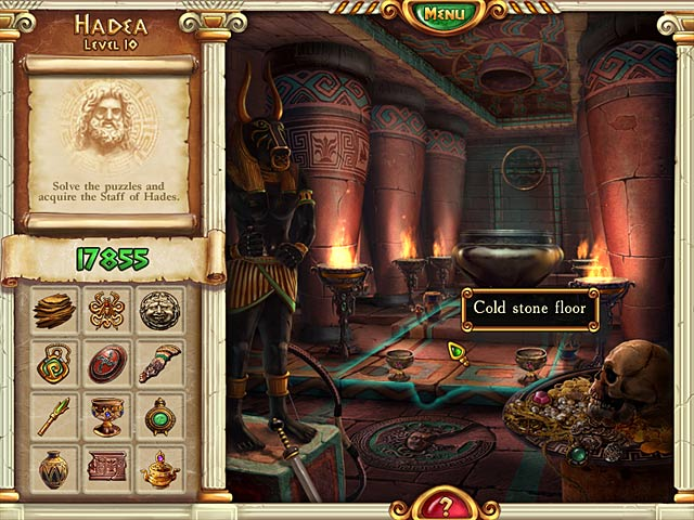 Game screenshot 2 The Path of Hercules