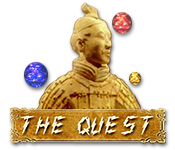 Feature screenshot game The Quest