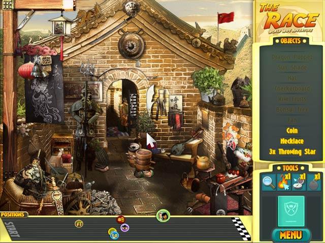Game screenshot 2 The Race