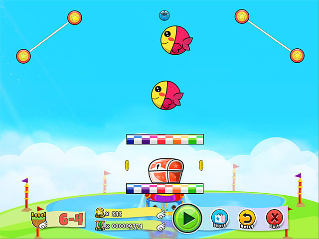Game screenshot 1 The Rainbow Machine