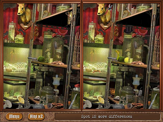 The Secret Of Margrave Manor Hidden Object