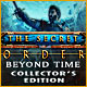 The Secret Order: Beyond Time Collector's Edition - Mac