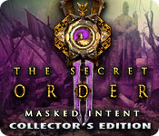 The Secret Order: Masked Intent Collector's Edition feature
