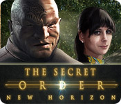 The Secret Order: New Horizon Screen