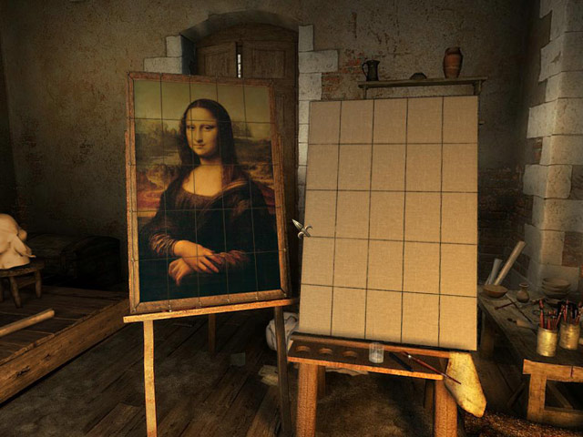 The Secrets of Da Vinci > iPad, iPhone, Android, Mac & PC ... Da Vinci Paintings Secrets