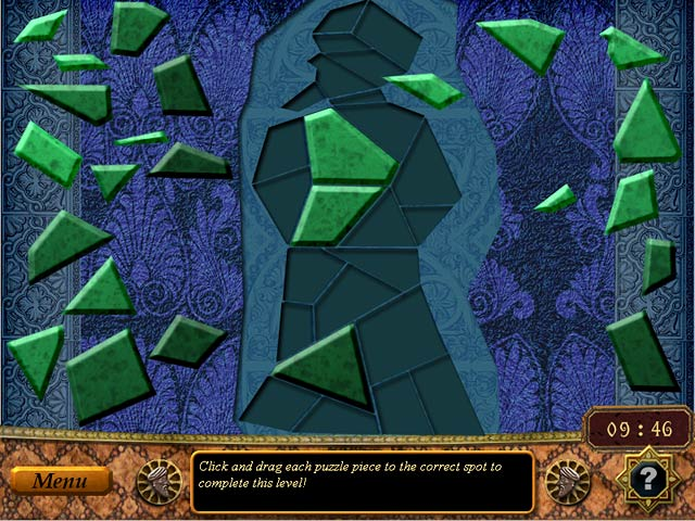The Sultan's Labyrinth Screen 2