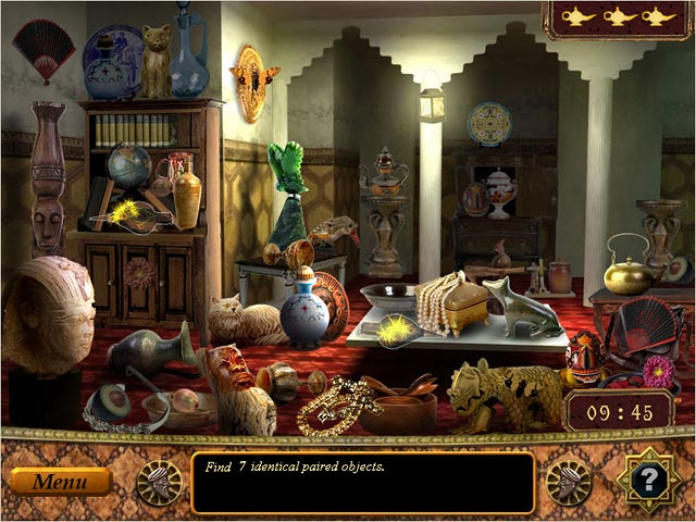 The Sultan's Labyrinth Screen 3