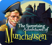 The Surprising Adventures of Munchausen Walkthrough