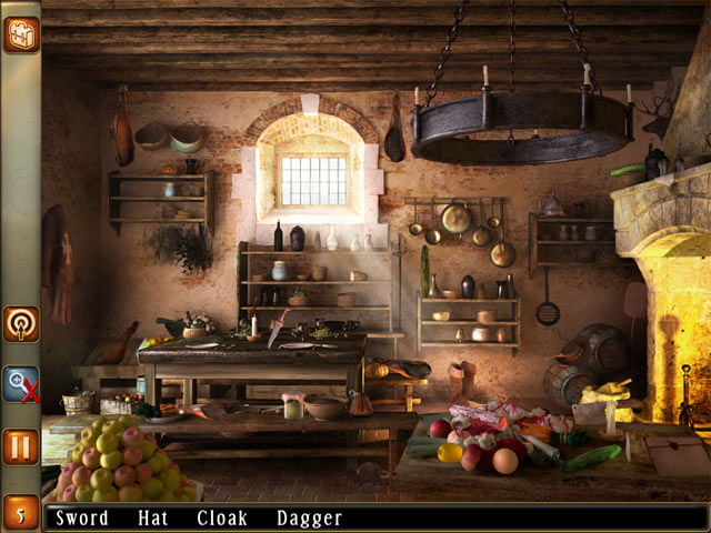 Game screenshot 2 The Three Musketeers: D'Artagnan and the 12 Jewels