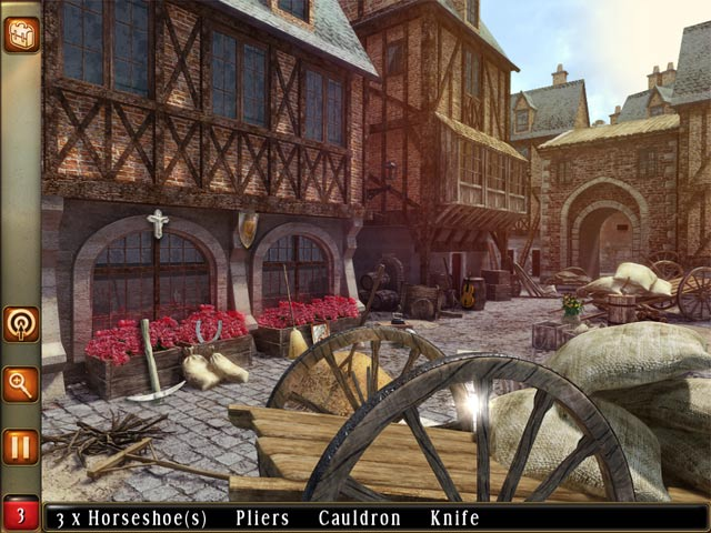 Game screenshot 3 The Three Musketeers: D'Artagnan and the 12 Jewels
