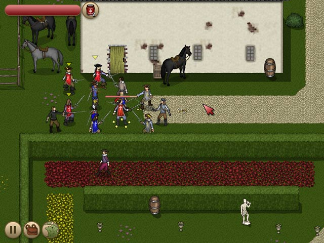 Game screenshot 3 The Three Musketeers: Milady's Vengeance