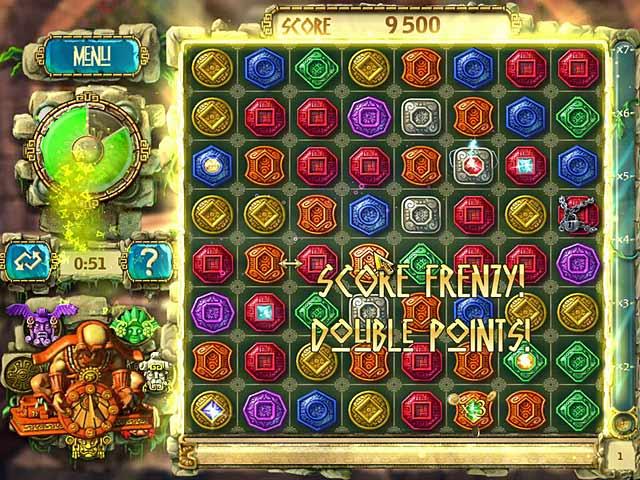 Game screenshot 3 The Treasures of Montezuma 3