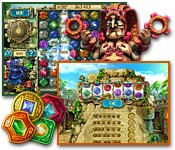 The Treasures of Montezuma 3 - Mac