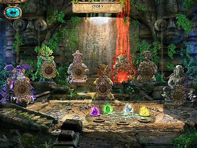 Game screenshot 2 The Treasures of Montezuma 4