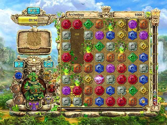 Game screenshot 3 The Treasures of Montezuma 4