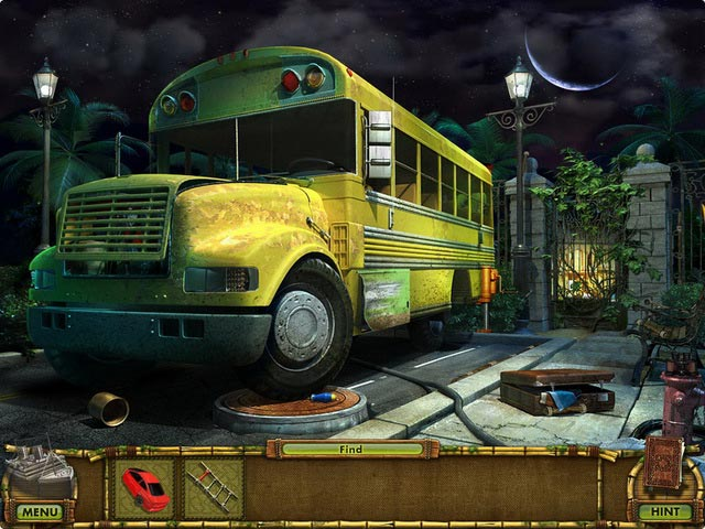 Game screenshot 1 The Treasures of Mystery Island: The Ghost Ship