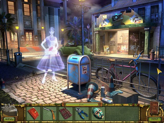 The Treasures of Mystery Island: The Ghost Ship Screenshot-3