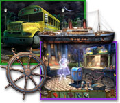 The Treasures of Mystery Island: The Ghost Ship - Mac