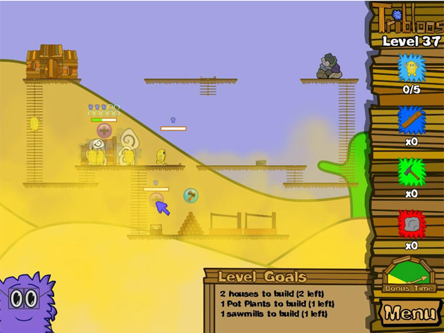 Game screenshot 3 The Tribloos