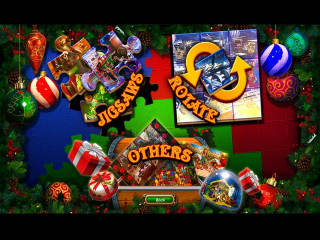 Game screenshot 1 The Ultimate Christmas Puzzler