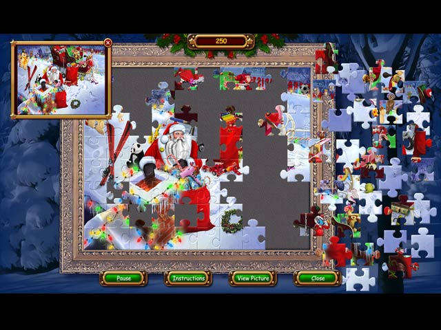 Game screenshot 2 The Ultimate Christmas Puzzler