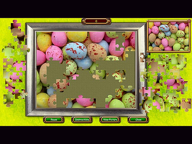 Game screenshot 2 The Ultimate Easter Puzzler