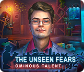 Feature screenshot game The Unseen Fears: Ominous Talent