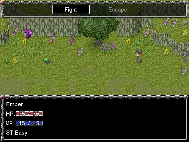 Game screenshot 3 The Witch and The Warrior