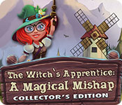 The Witch's Apprentice: A Magical Mishap Collector
