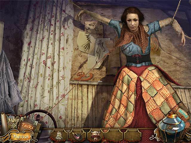 Game screenshot 2 Theatre of Shadows: As You Wish