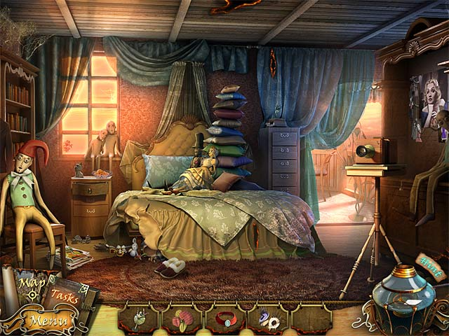 Theatre of shadows as you wish ipad iphone android for Big fish hidden object games