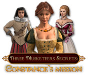 Feature screenshot game Three Musketeers Secret: Constance's Mission