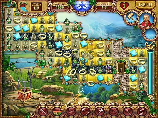 Play tibet quest online games big fish for Free online fishing games