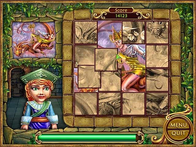Game screenshot 2 Tibet Quest
