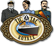 Feature screenshot game Tic-A-Tac Royale