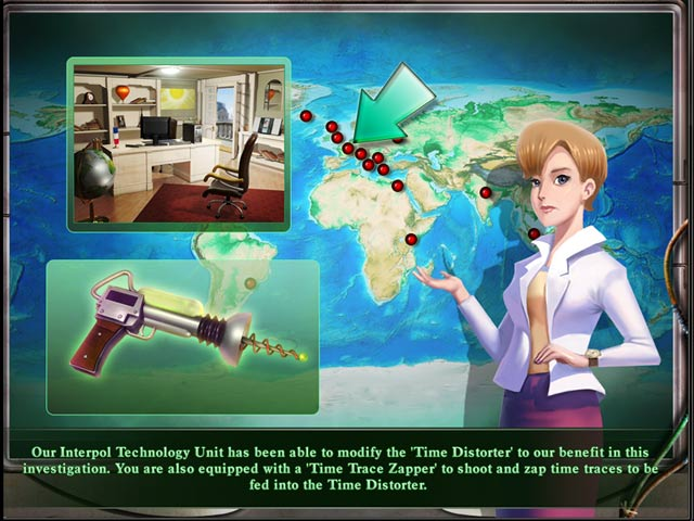Game screenshot 2 Time Chronicles: The Missing Mona Lisa