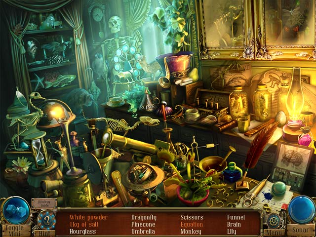 Time Mysteries: The Ancient Spectres Collector's Edition Screenshot-1