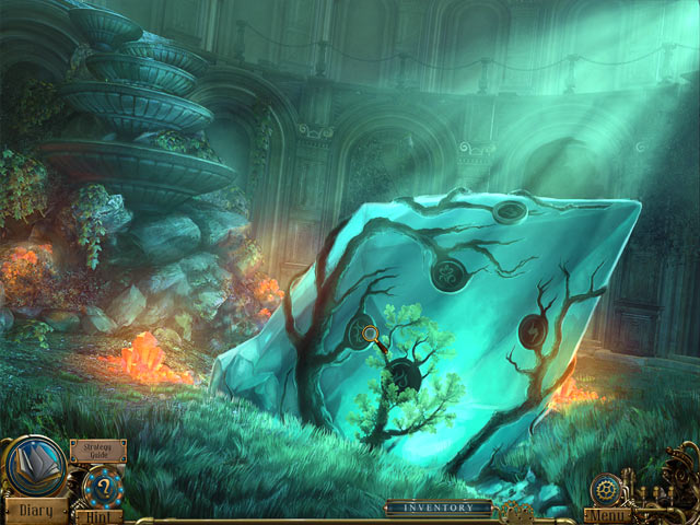Time Mysteries: The Ancient Spectres Collector's Edition Screenshot-2
