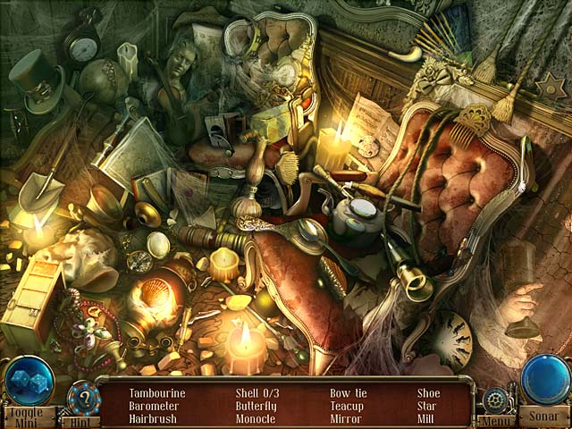 Game screenshot 1 Time Mysteries: The Ancient Spectres