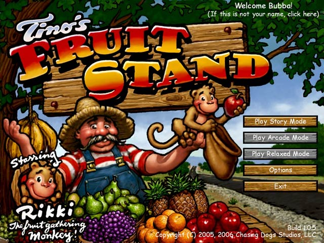 Game screenshot 3 Tino's Fruit Stand