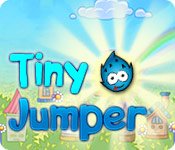 Feature screenshot game Tiny Jumper