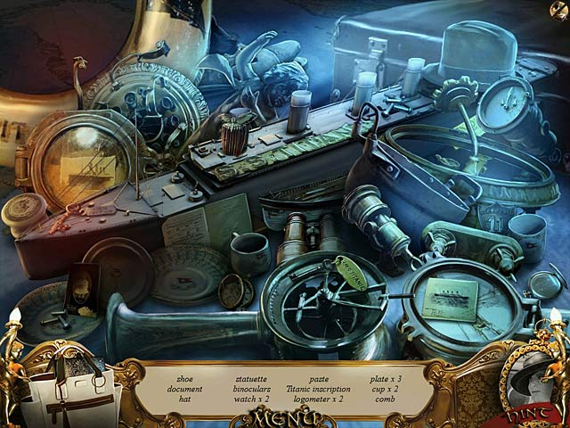 Game screenshot 1 Titanic's Keys to the Past