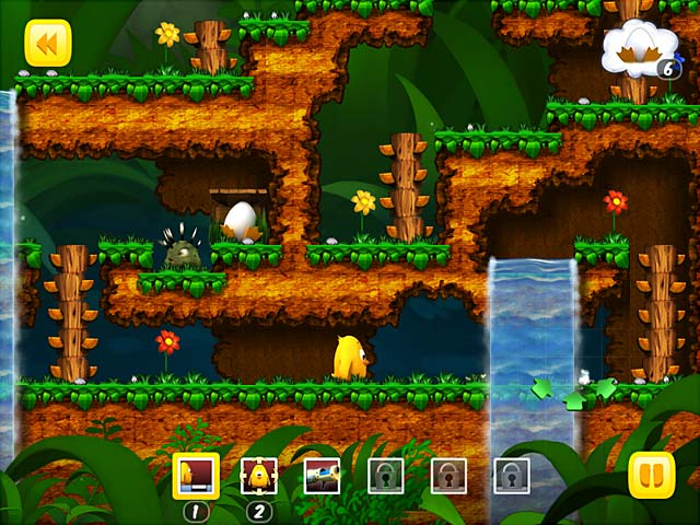 Game screenshot 1 Toki Tori