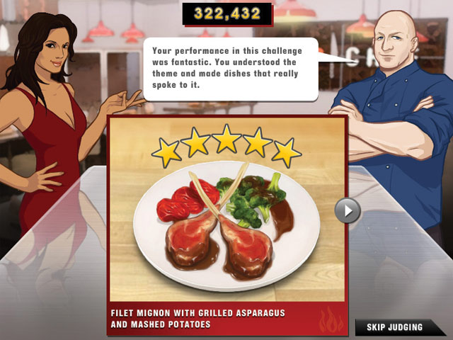 Game screenshot 2 Top Chef