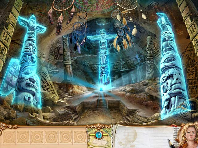 Tornado: The secret of the magic cave Screenshot-1
