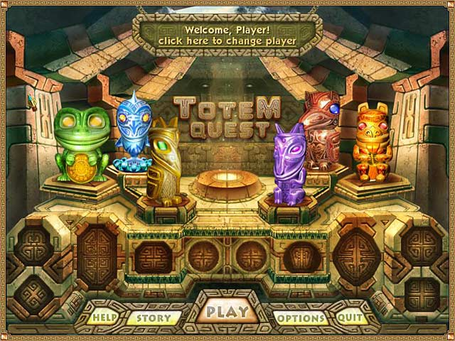 Totem Quest Screenshot-1