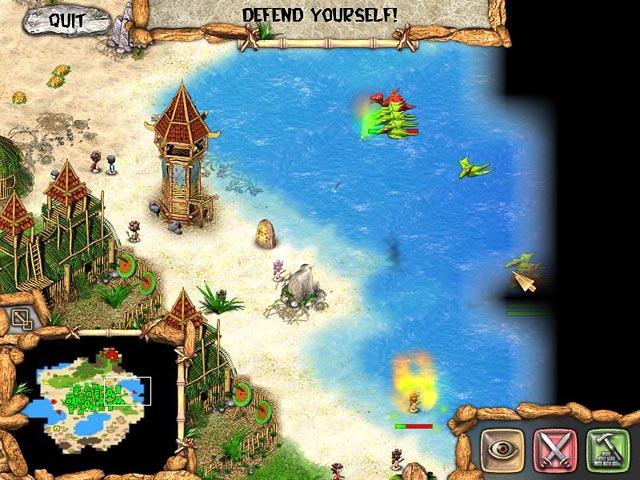 Game screenshot 2 Totem Tribe
