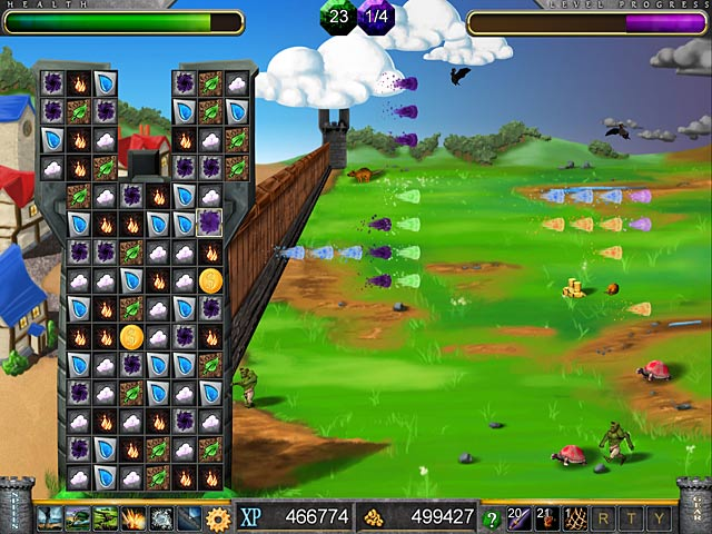 Game screenshot 2 Tower of Elements